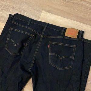 Levi's men's jeans 559 38 x 34